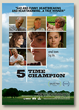 5 time champion dvd